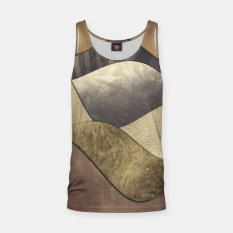 space 3 art #abstract #art Tank Top thumbnail image