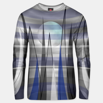 Miniatur Outer Space Unisex sweater, Live Heroes