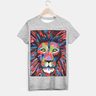 Miniatur Flamboyant Lion T-shirt regular, Live Heroes