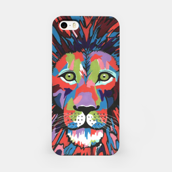 Thumbnail image of Flamboyant Lion iPhone Case, Live Heroes