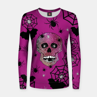 Thumbnail image of The Dark Side Women sweater, Live Heroes