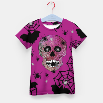 Thumbnail image of The Dark Side Kid's t-shirt, Live Heroes