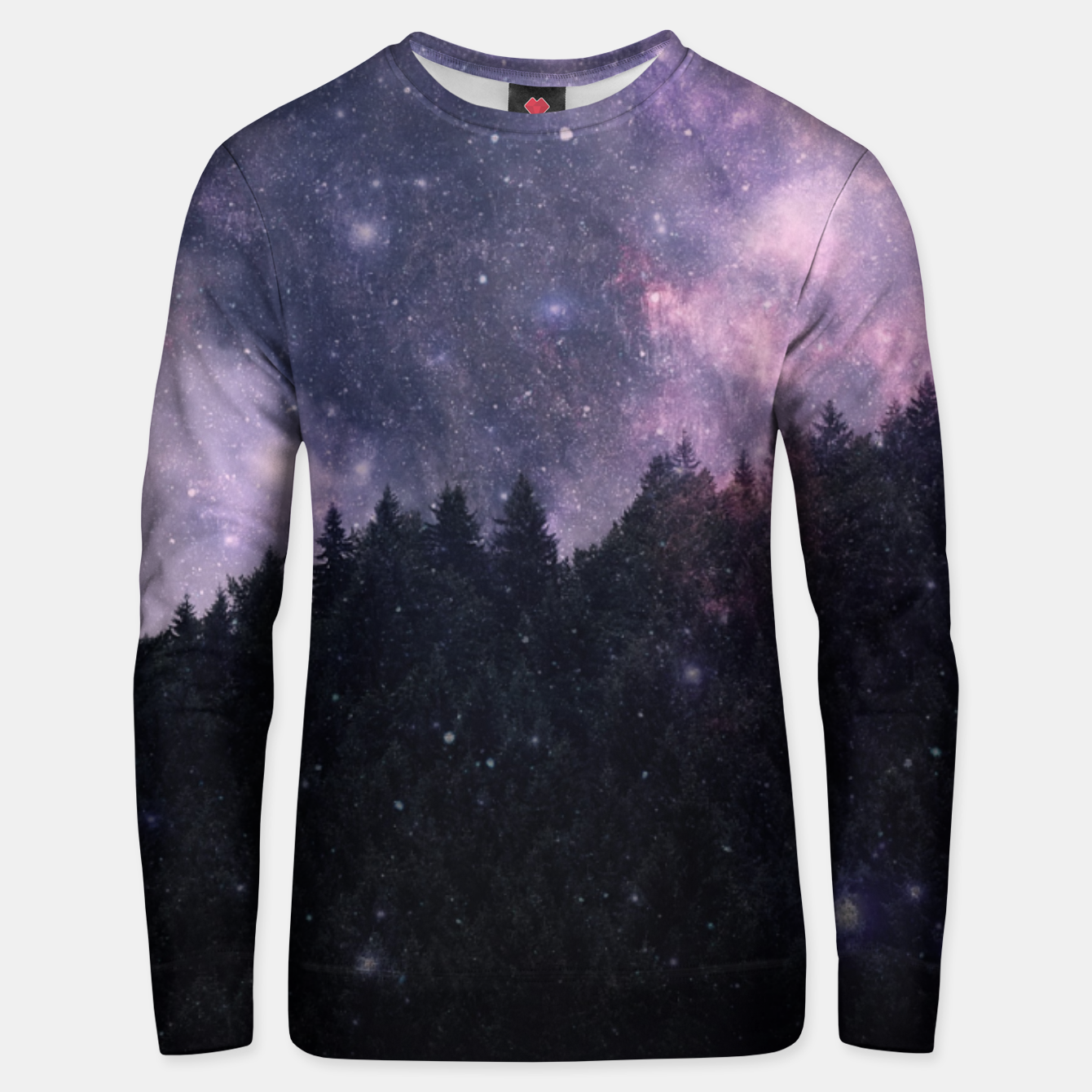 Image of Stardust Unisex sweater - Live Heroes