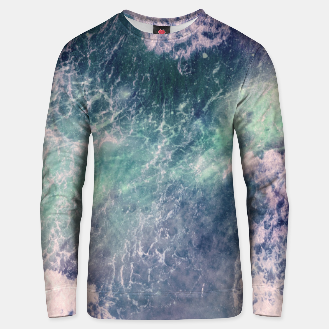 Image of Sound of the Sea Unisex sweater - Live Heroes