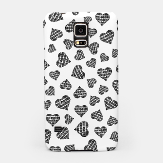 Thumbnail image of Book Lover Heart Pattern Samsung Case, Live Heroes