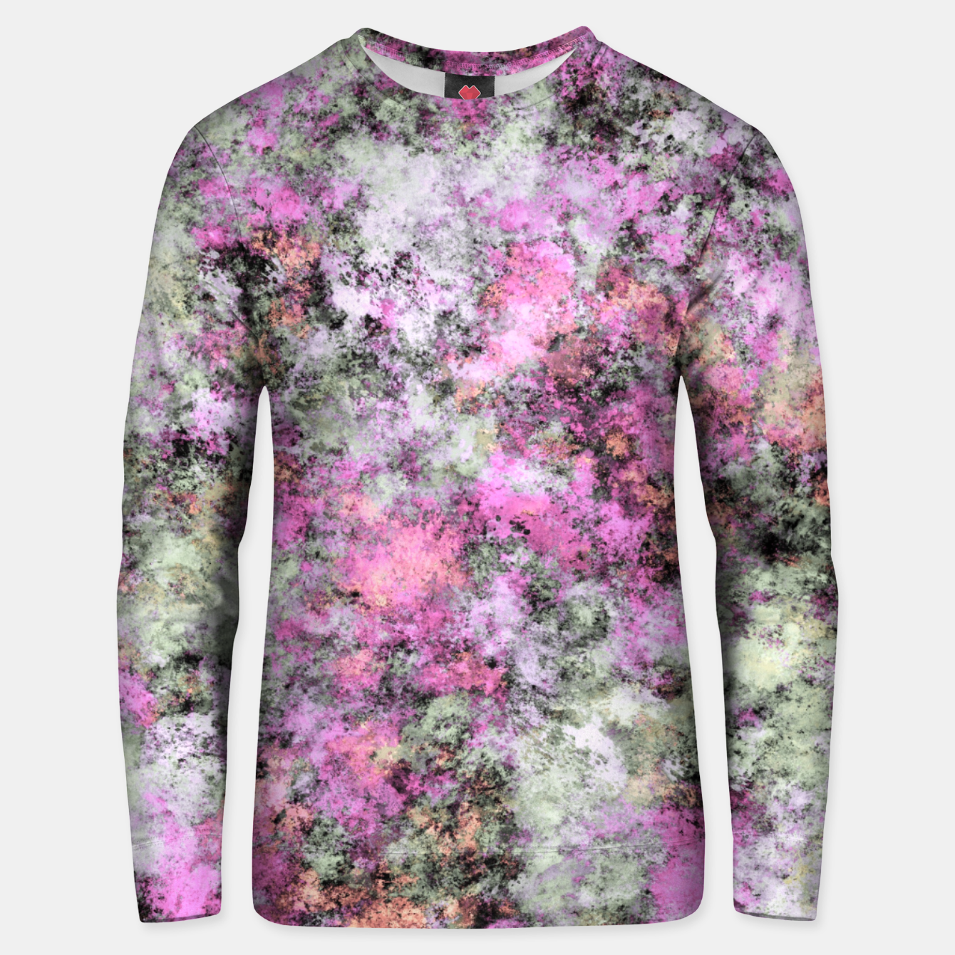 Image of Element of surprise Unisex sweater - Live Heroes