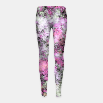Element of surprise Girl's leggings thumbnail image