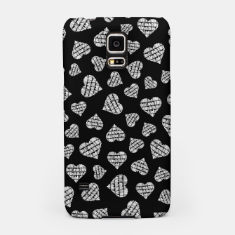 Thumbnail image of Book Lover Heart Pattern II Samsung Case, Live Heroes