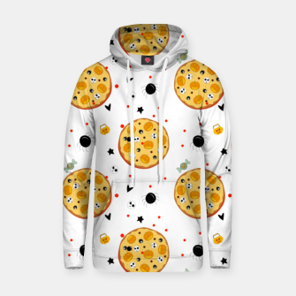 Miniature de image de Funny Halloween Pizza Food Lover Gifts Scary Ingredients Hoodie, Live Heroes