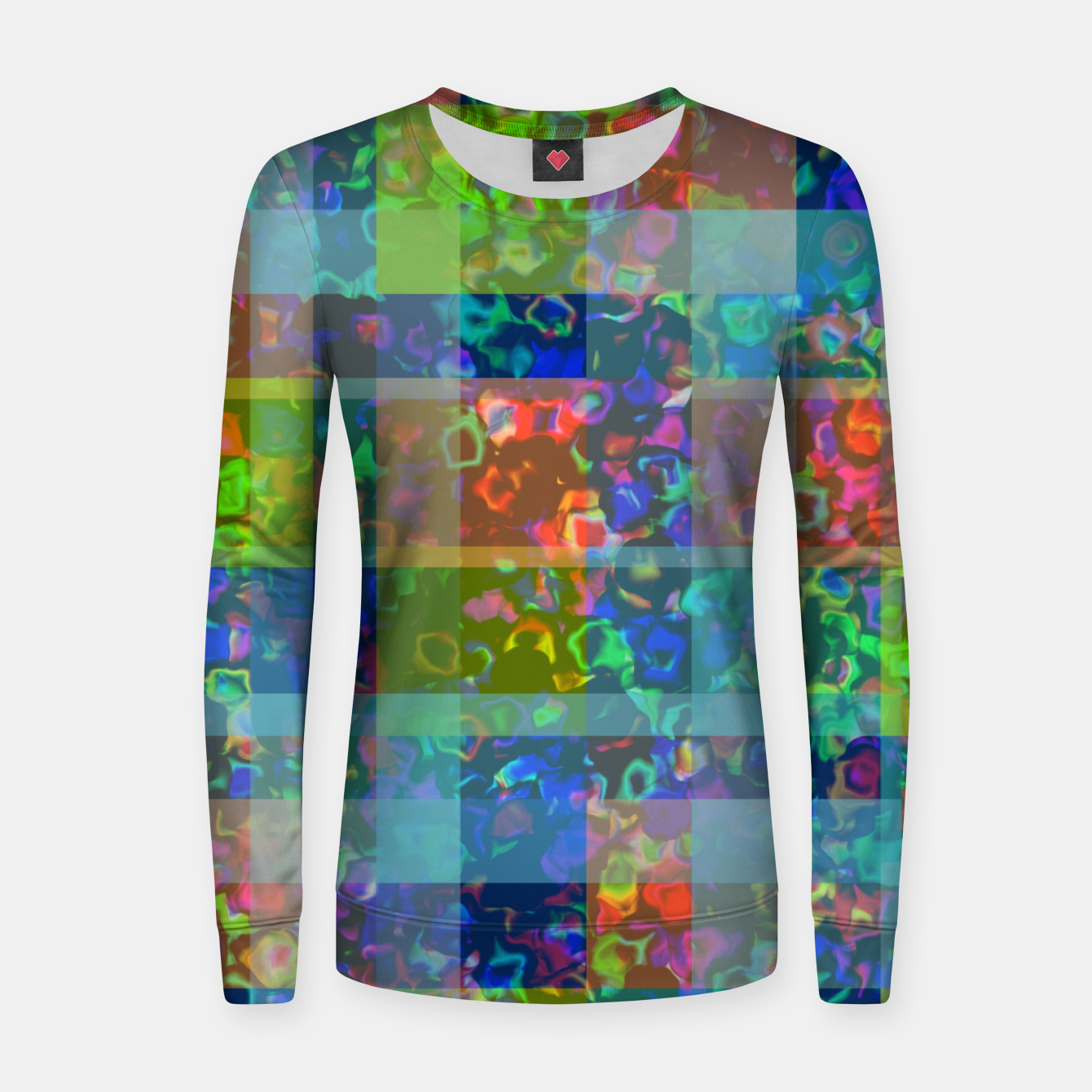 Image of zappwaits - color Women sweater - Live Heroes
