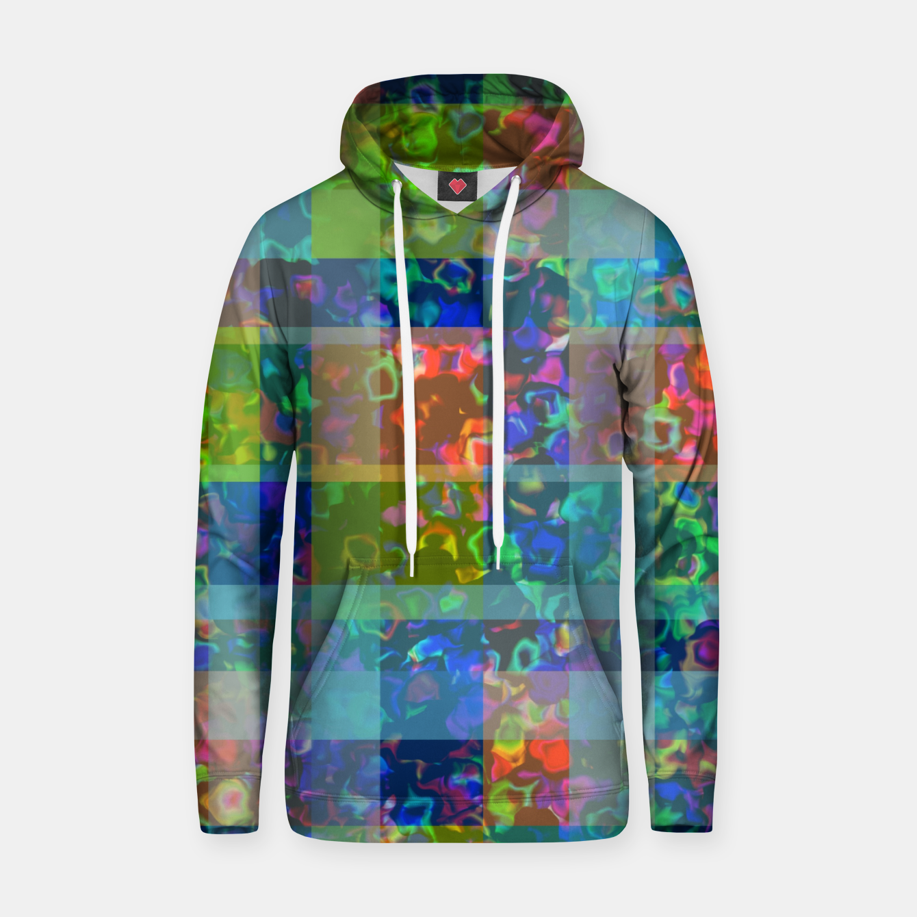 Image of zappwaits - color Hoodie - Live Heroes