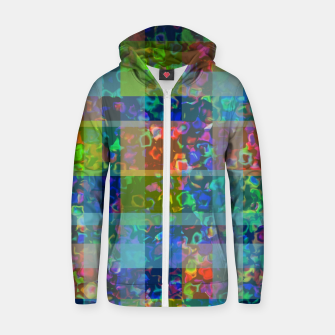 Thumbnail image of zappwaits - color Zip up hoodie, Live Heroes