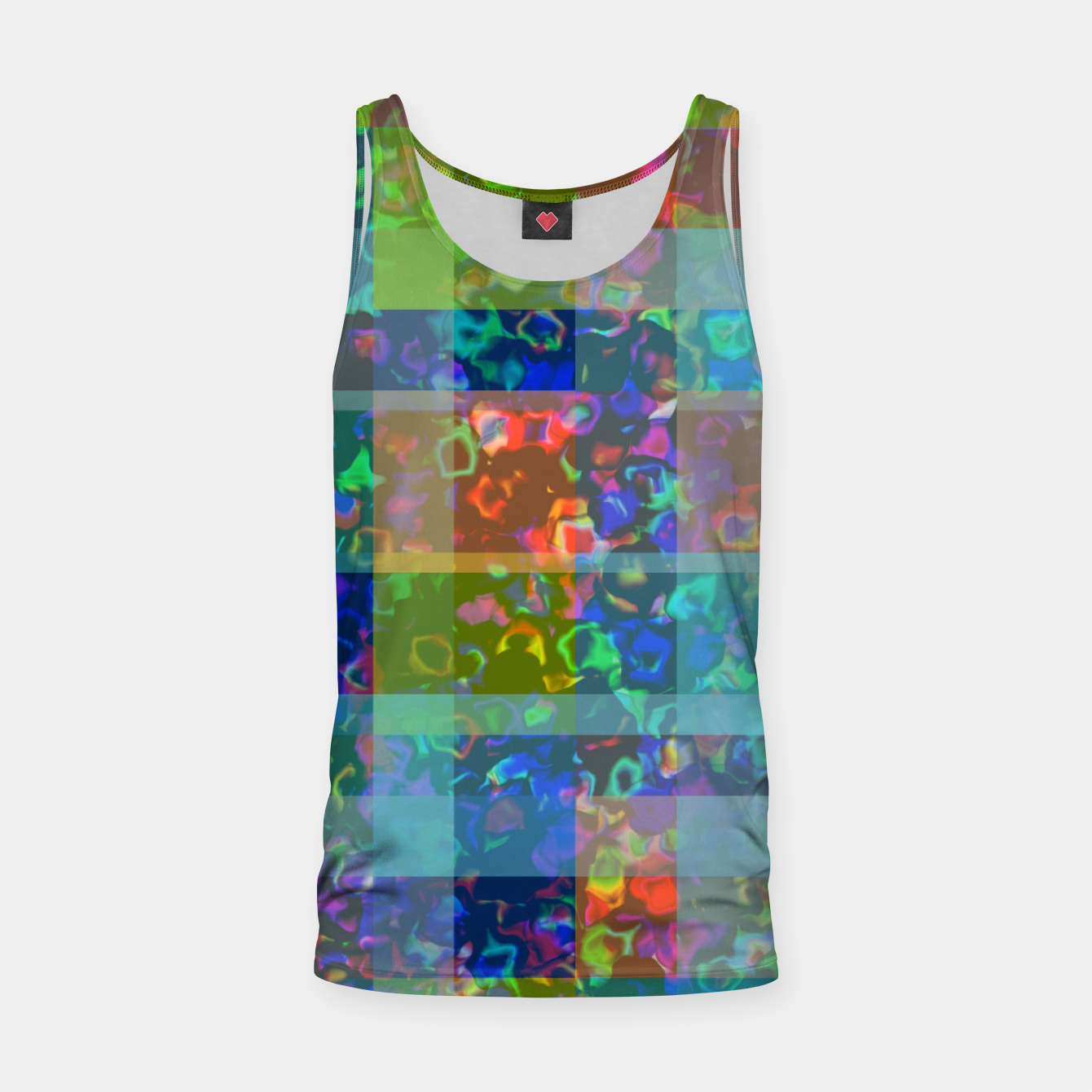 Image of zappwaits - color Tank Top - Live Heroes