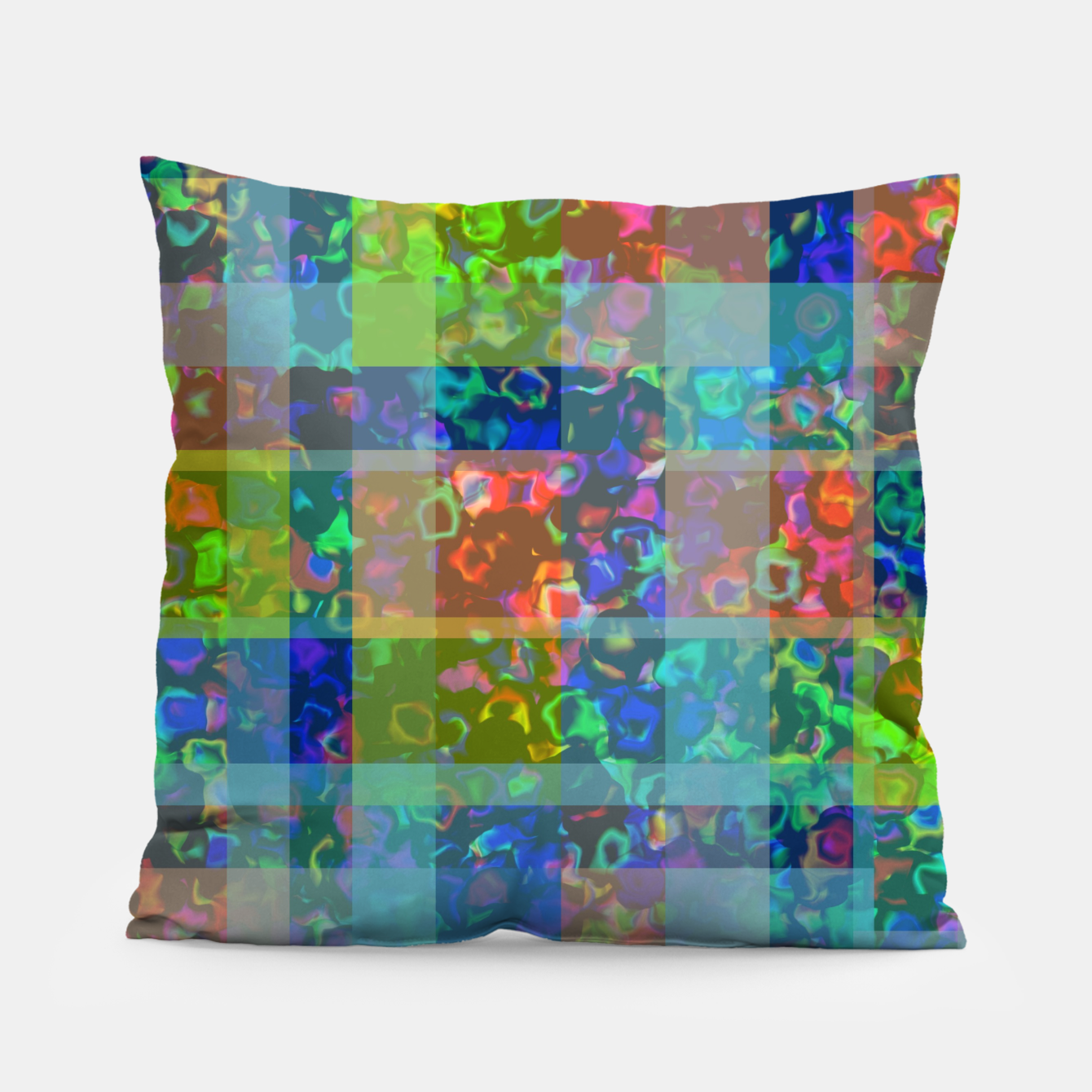 Image of zappwaits - color Pillow - Live Heroes