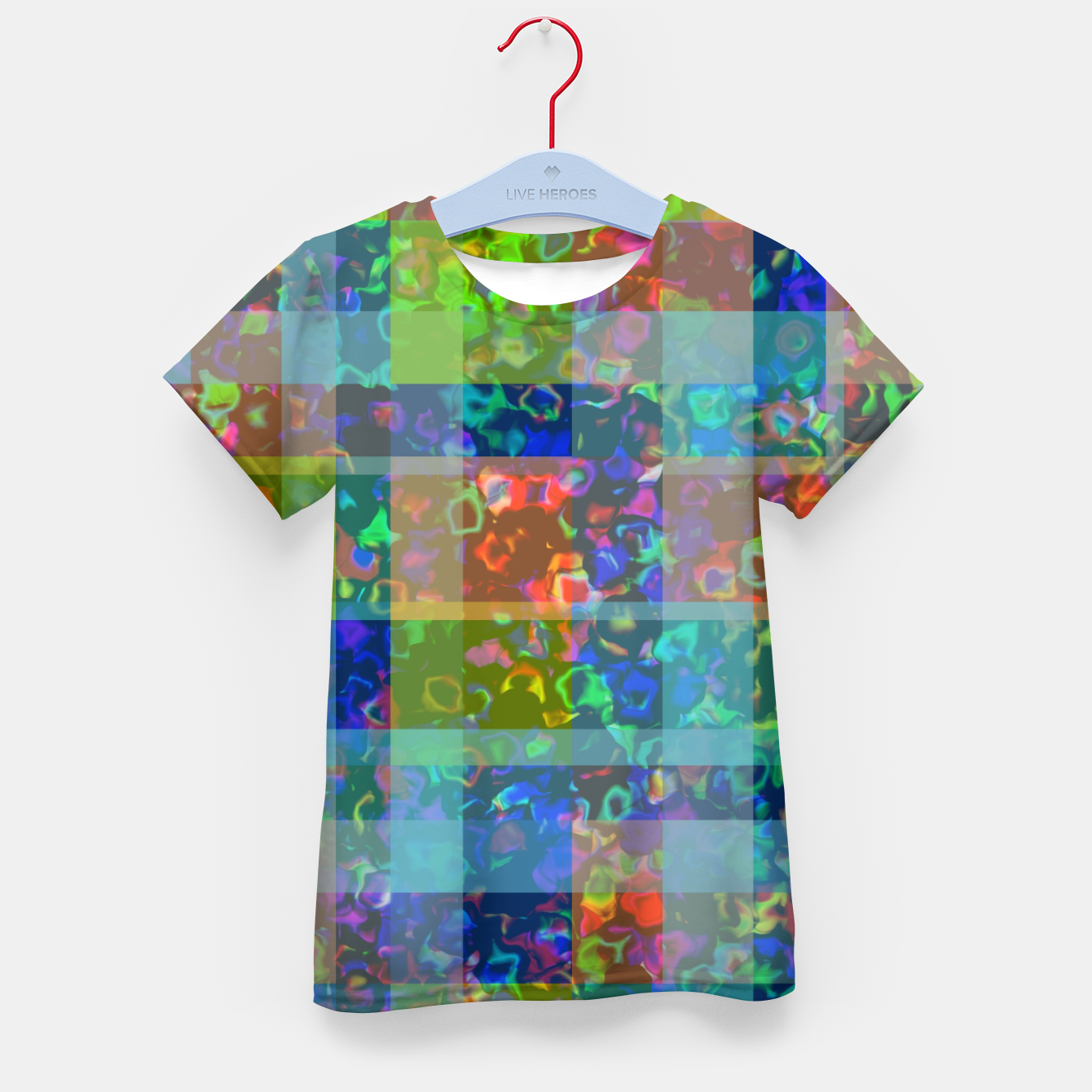Image of zappwaits - color Kid's t-shirt - Live Heroes