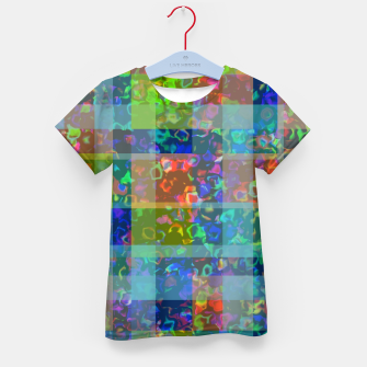 Thumbnail image of zappwaits - color Kid's t-shirt, Live Heroes