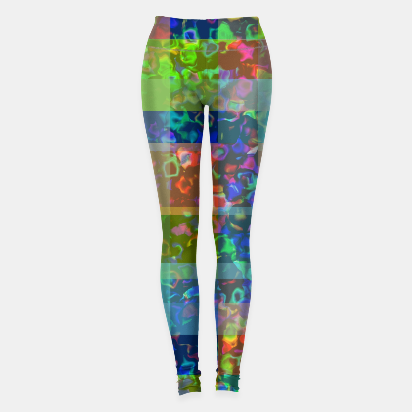 Image of zappwaits - color Leggings - Live Heroes