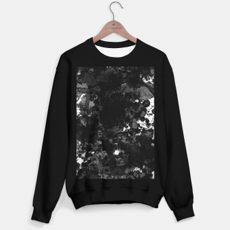 splatter Sweater regular obraz miniatury