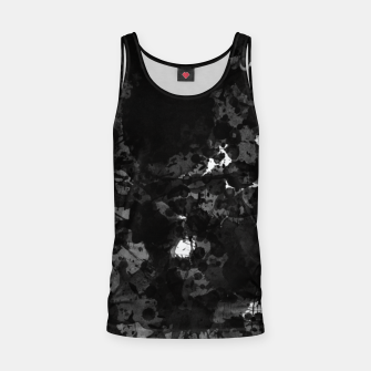 Thumbnail image of splatter Tank Top, Live Heroes