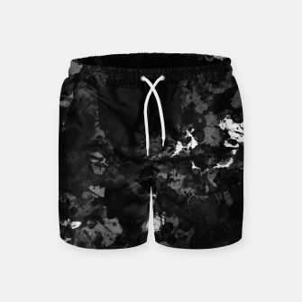 Thumbnail image of splatter Swim Shorts, Live Heroes