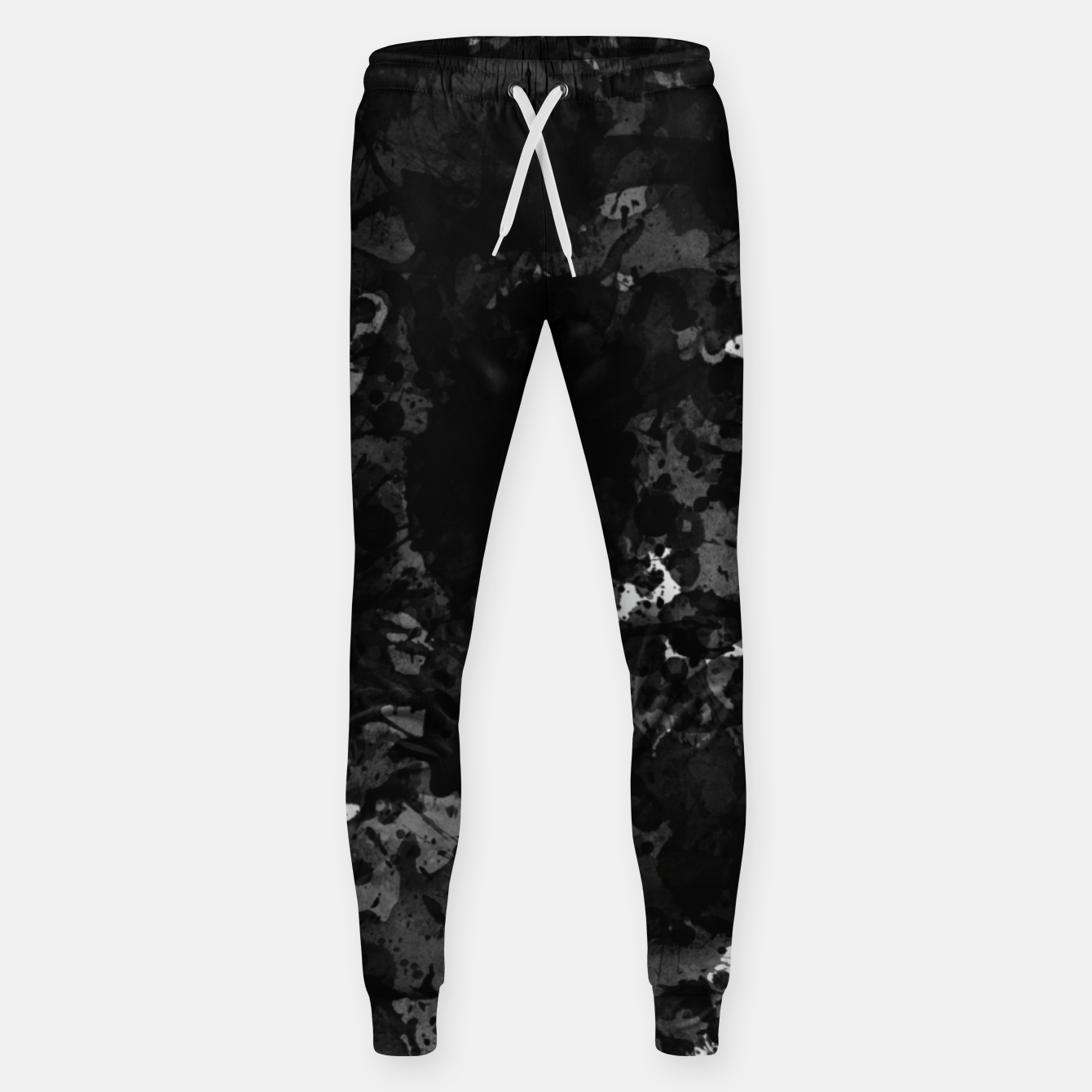 Image of splatter Sweatpants - Live Heroes