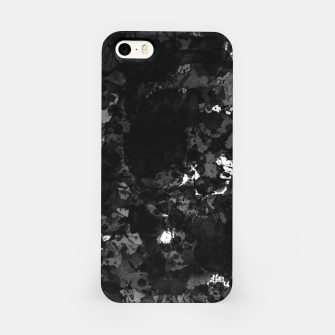 splatter iPhone Case obraz miniatury