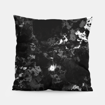 Thumbnail image of splatter Pillow, Live Heroes