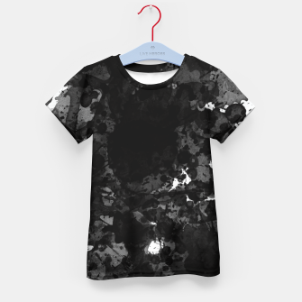 Thumbnail image of splatter Kid's t-shirt, Live Heroes