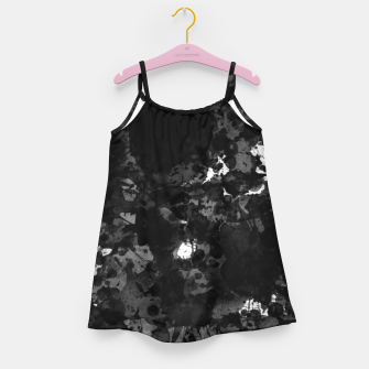 Miniaturka splatter Girl's dress, Live Heroes