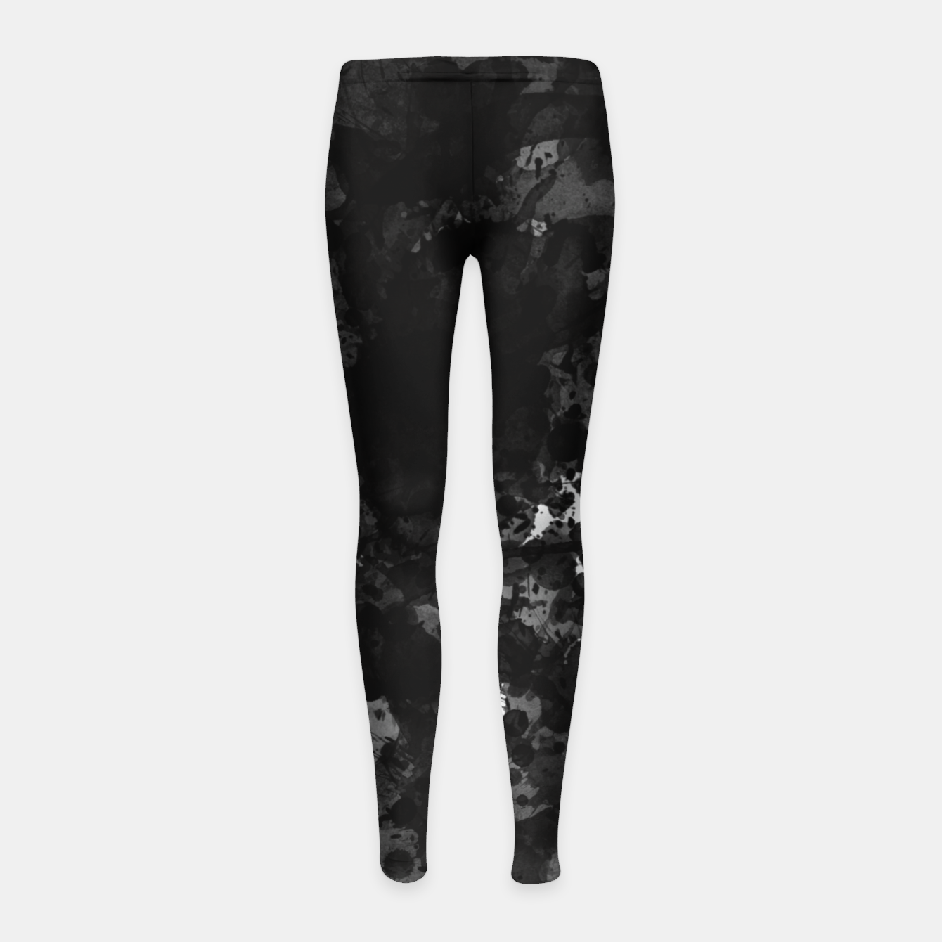 Image of splatter Girl's leggings - Live Heroes