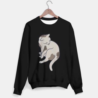 Miniature de image de Keep it clean – this is all the cat mean (pose 2) Sweater regular, Live Heroes
