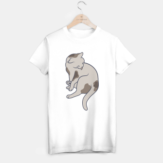 Miniature de image de Keep it clean – this is all the cat mean (pose 2) T-shirt regular, Live Heroes