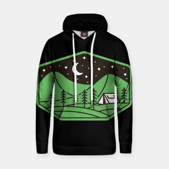 Thumbnail image of Green Camp Hoodie, Live Heroes