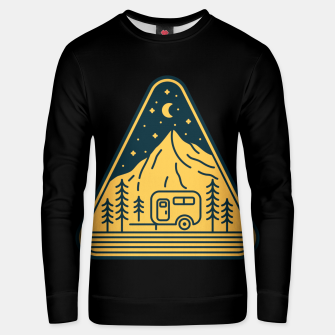 Thumbnail image of Stay and Relax Unisex sweater, Live Heroes