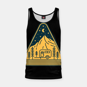 Miniaturka Stay and Relax Tank Top, Live Heroes