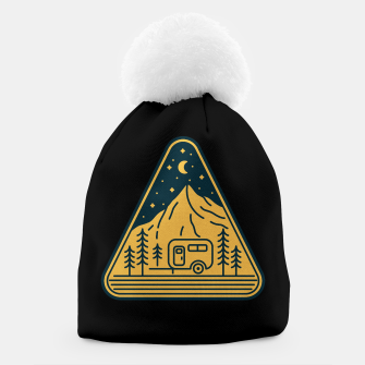 Thumbnail image of Stay and Relax Beanie, Live Heroes