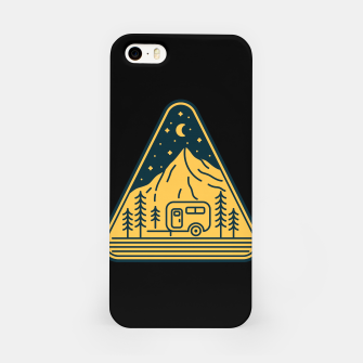 Thumbnail image of Stay and Relax iPhone Case, Live Heroes
