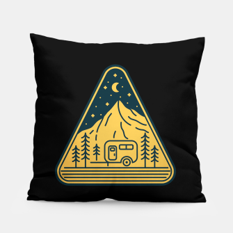 Thumbnail image of Stay and Relax Pillow, Live Heroes