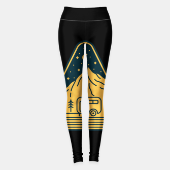 Thumbnail image of Stay and Relax Leggings, Live Heroes
