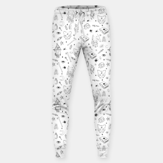 Thumbnail image of Halloween Sweatpants, Live Heroes