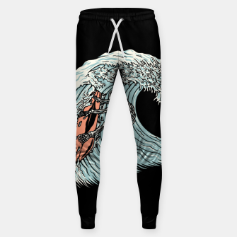 Thumbnail image of Death Surfer Sweatpants, Live Heroes