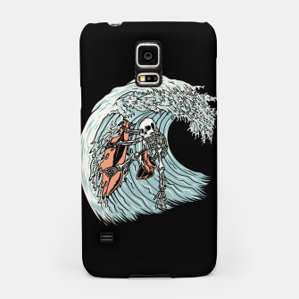 Thumbnail image of Death Surfer Samsung Case, Live Heroes