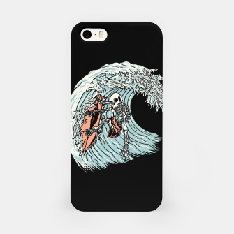 Thumbnail image of Death Surfer iPhone Case, Live Heroes