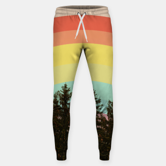 Miniature de image de Forest rainbow Sweatpants, Live Heroes