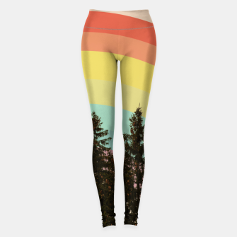 Miniature de image de Forest rainbow Leggings, Live Heroes