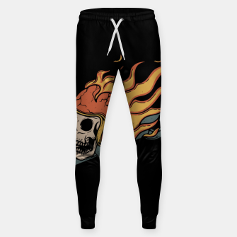 Miniatur Rider and Fire Sweatpants, Live Heroes