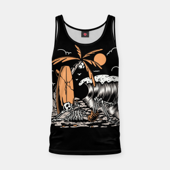 Miniatur Relax Tank Top, Live Heroes