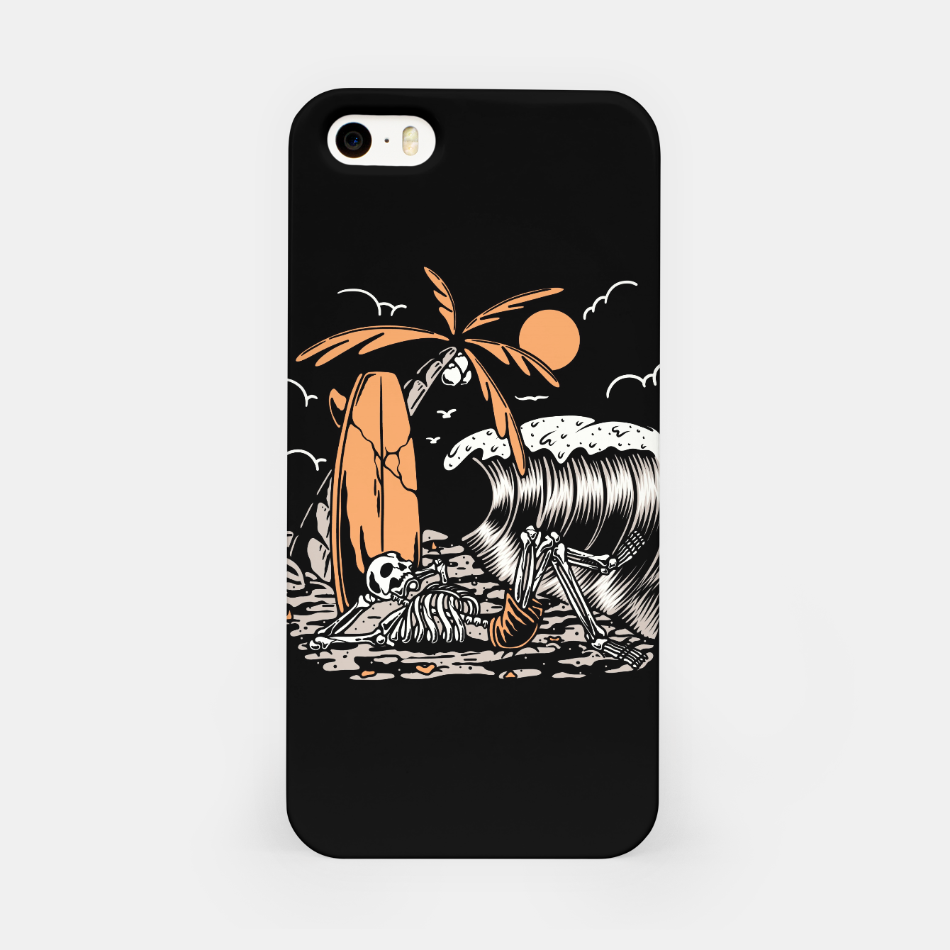 Foto Relax iPhone Case - Live Heroes