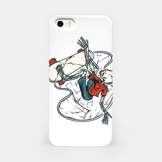 Go Skateboarding iPhone Case Bild der Miniatur