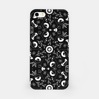 Thumbnail image of Black raro iPhone Case, Live Heroes